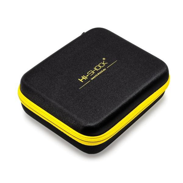 Hardcase / Etui Dual Case | schwarz-gelb