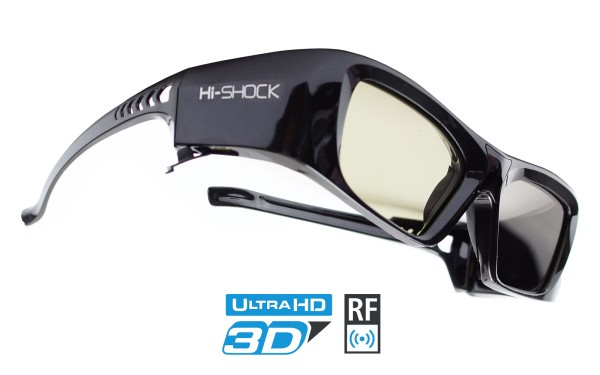 hi-shock black diamond rf pro aktive 3d brille für epson sony 6800 5300 main