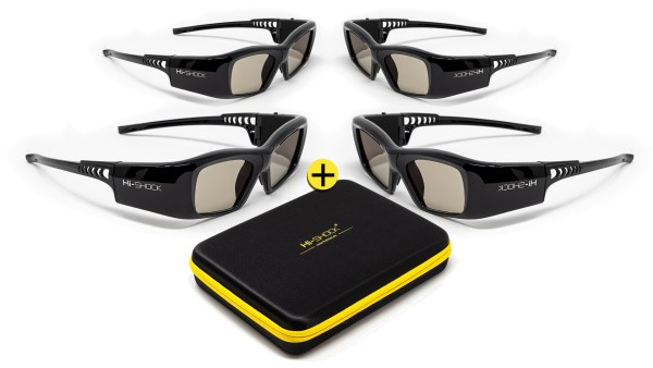 black diamond für sony sharp samsung bluetooth 3 aktive 3d brille
