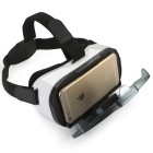 google cardboard headset gearbox headmounted box