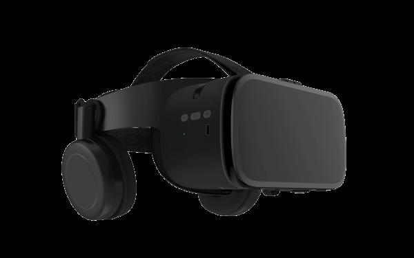 VR-SHARK X6 VR Headset für 4,7 - 6,2 Smartphones | Bluetooth