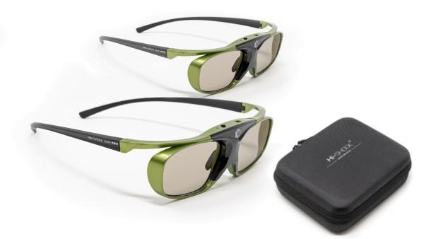 lime heaven geschenkset Dualpack dlp link 3d brille für beamer3