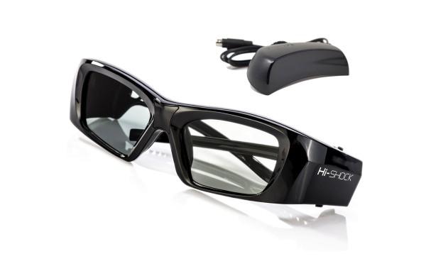 hi-shock xpand emitter und 3d brille komplettsets für sony beamer