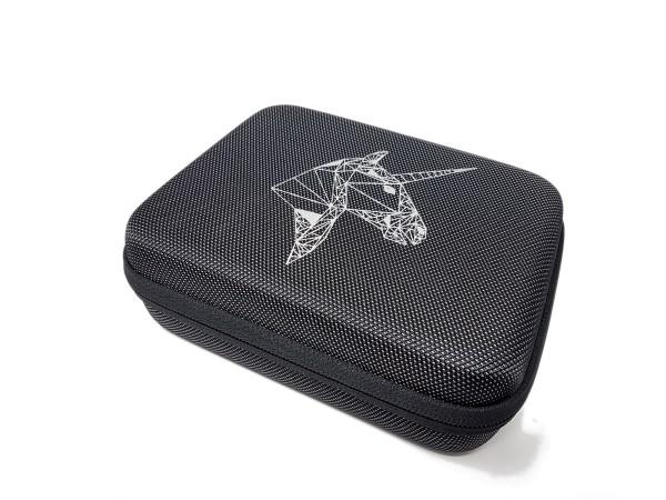 dualcase unicorn einhorn etui kosmetik werkzeugbox hardcase