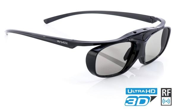 black heaven aktive 3d brille für rf beamer epson EH-TW5910, EH-TW5100_1