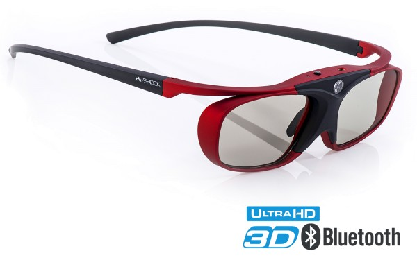 scarlet heaven bt pro bluetooth aktive 3d brille für sony samsung panasonic tv