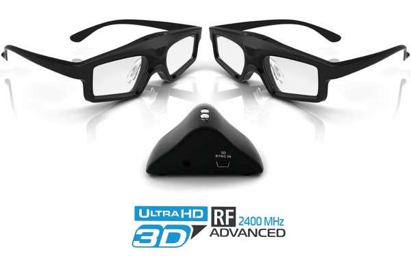 3d brille hi-shock power light kit