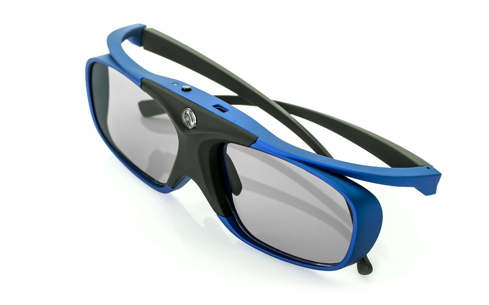 aktive 3d shutterbrille