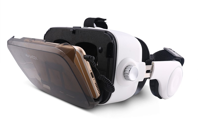 vr brille virtual reality headset vr box google cardboard f r smartphone. Black Bedroom Furniture Sets. Home Design Ideas